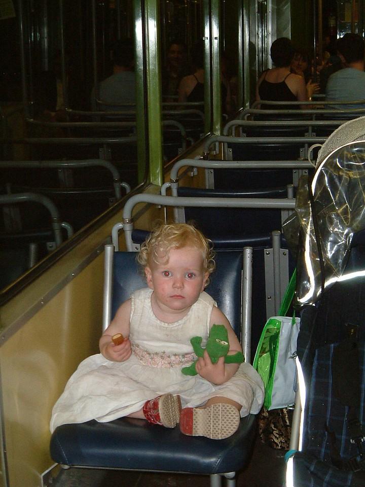 Emily Tram 2