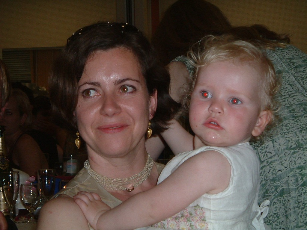 Judith and Emily