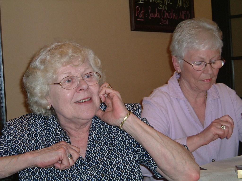Mum and Joan