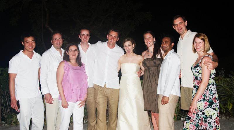 Galatea crew and spouses