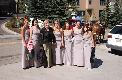 My mom and the girls