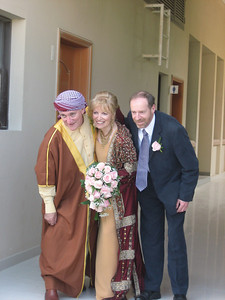 Colin, Carolynn and Terry