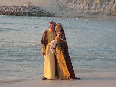 At Jumeirah Beach.