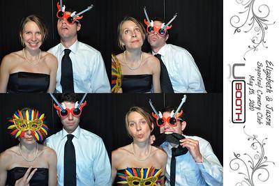 Liz & Jason's Wedding - UBOOTH