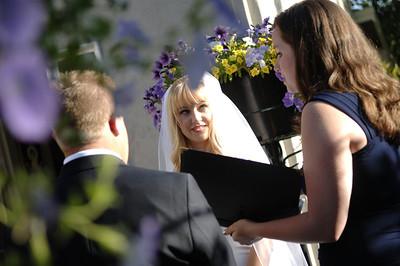 Christine & Zach OTTING-Ceremony