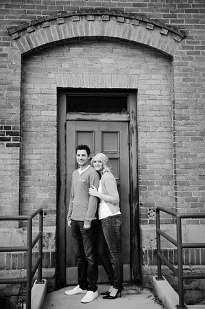 Paige & Aaron February 2012