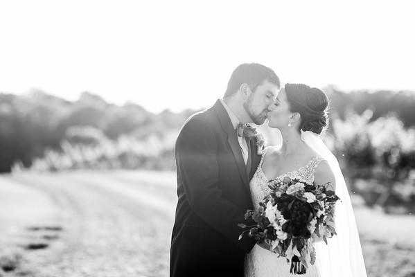 Paige  & Brett Wedding