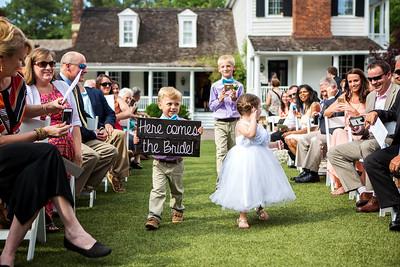 Paige and Aaron's Wedding