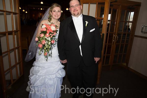 Pam and Robert WEDDING