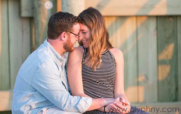 Pamela & Sean's Engagement