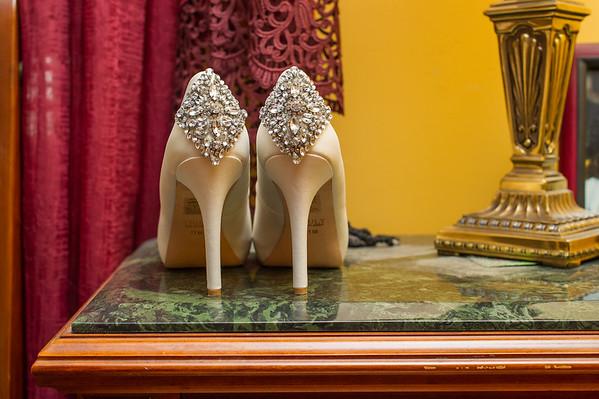 Panagiota & Thomas' Wedding Preparations