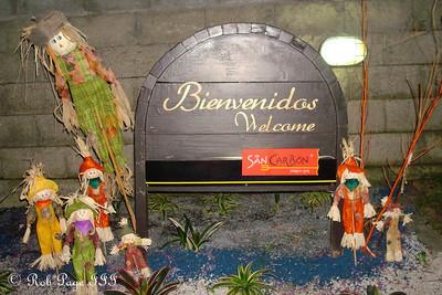 Bienvenidos San Carbon - Medellin, Colombia ... October 22, 2011 ... Photo by Rob Page III
