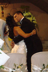 You may kiss the bride - Medellin, Colombia ... October 22, 2011 ... Photo by Emily Page