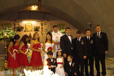 The bridal party - Medellin, Colombia ... October 22, 2011 ... Photo by Emily Page