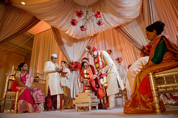 Parag and Sonali Wedding - Day 2