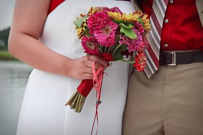 Pascua-Horn Wedding