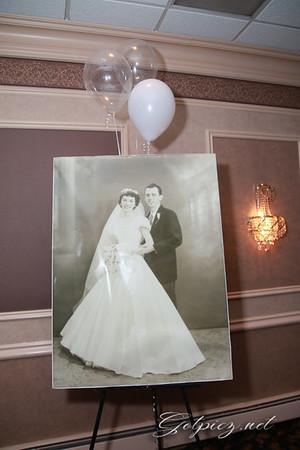 Pat and Bob 60th Wedding Anniversary July 2 2017