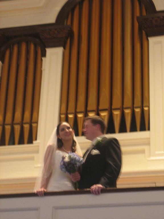 Pat and Lisa's Wedding