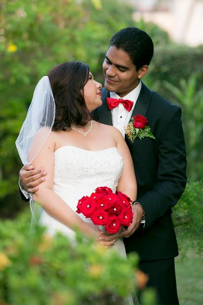 Patrice  & jason Wedding 2016