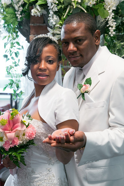 Patricia and Deon