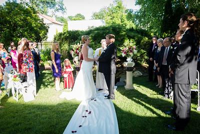 Patrick and Vicki - Ceremony