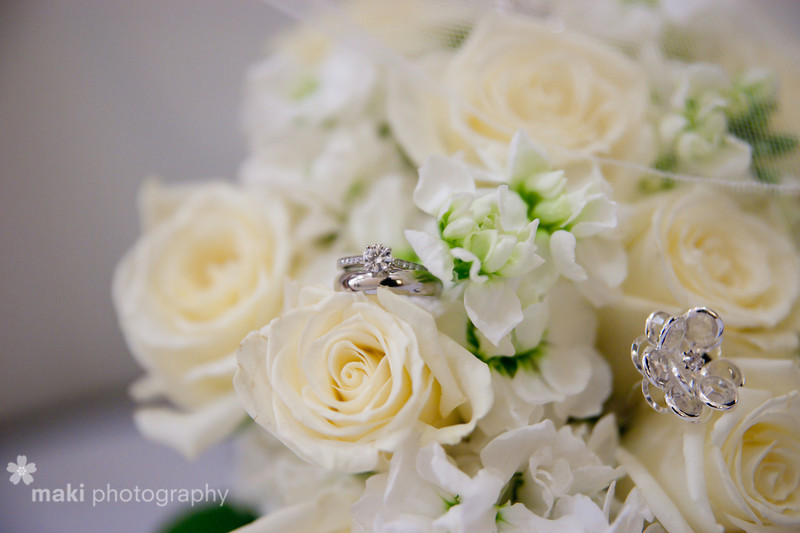Patrick and Carrie, Congratulation!<br /> You guys are really great together, I had so much fun capturing your special day. Thank you.<br /> Maki