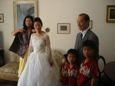 Patty and Edo's Wedding