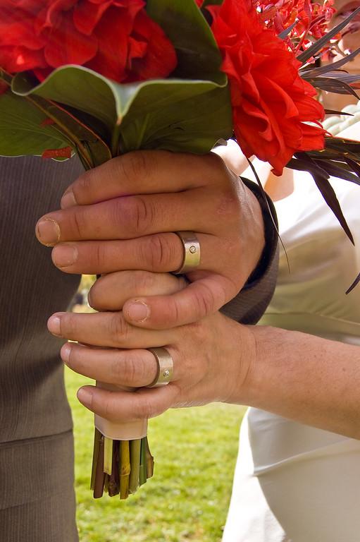 Bridal pair photo session