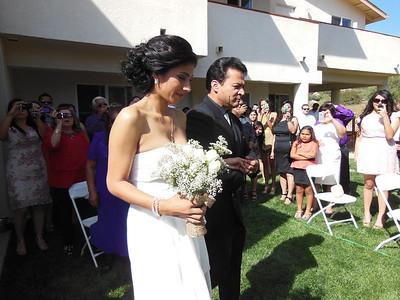 Paul and Jessica's wedding
