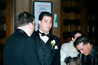 Paul and Sharon Wedding