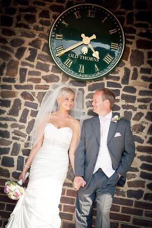 Paul & Claire's Wedding