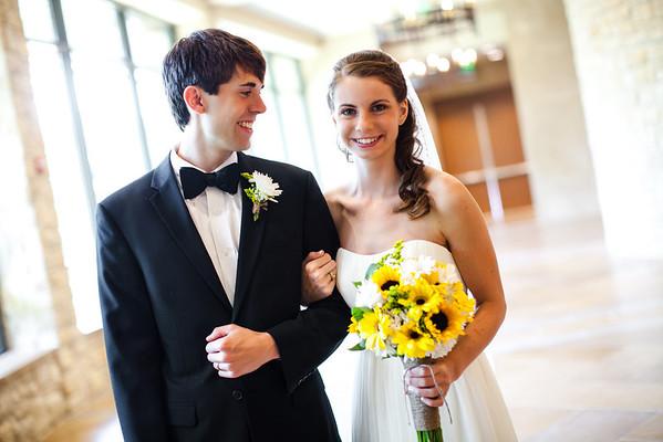 Paul and Sam Searle Wedding