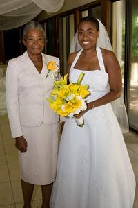 Pauline and Delroy Wedding