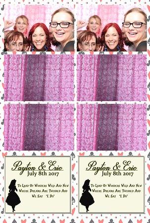 Payton & Eric - July 8, 2017