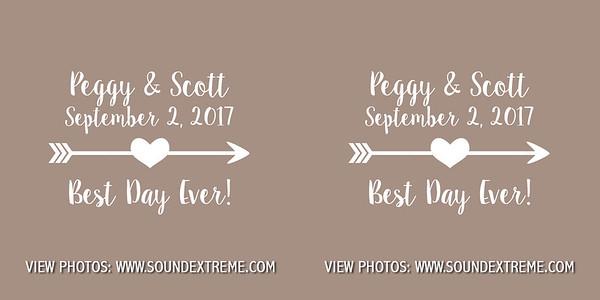 Peggy & Scott 9-2-17