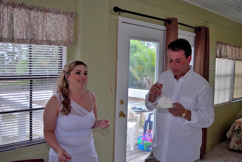 Pendleton Wedding