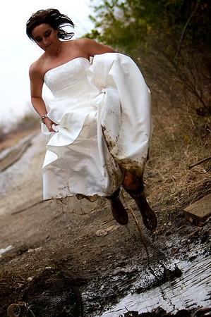 Pennie : Trash The Dress