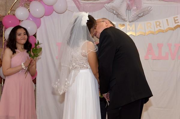 Perry and Alva Wedding