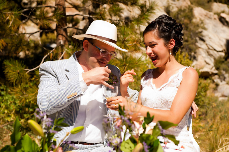 Outdoor Iranian Wedding