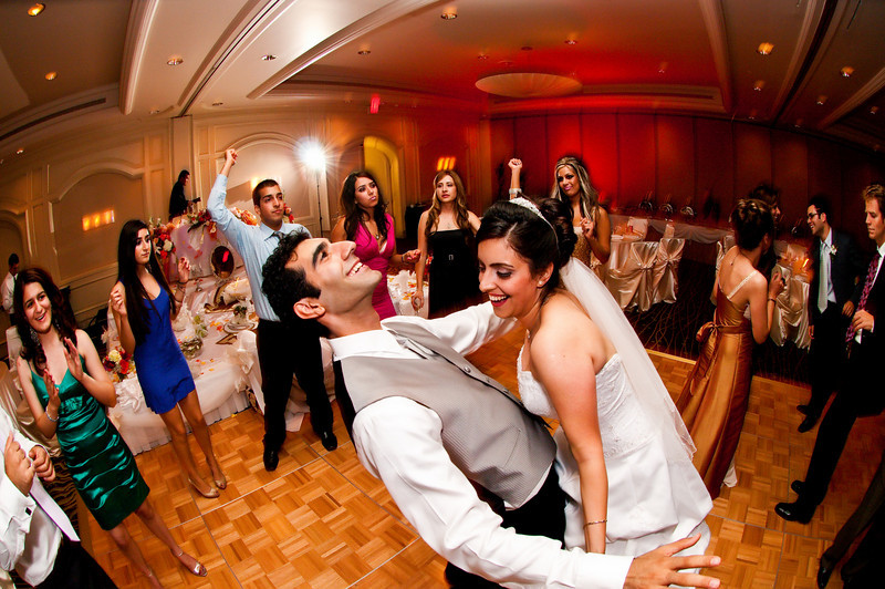 Persian wedding celebration with lots of music, laughter, food and love!