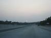 Leaving smoky bay area... to smoky sierra nevadas.