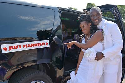 Peter And Naomi Wedding - 7/25/2015 - Minnesota
