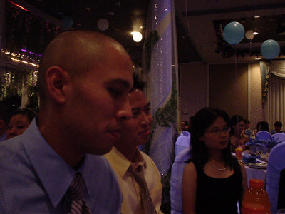 Peter Nguyen is Geting Married?! - 8/27, 2005