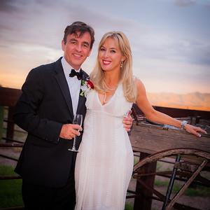 Peter Ott and Sarah Showard