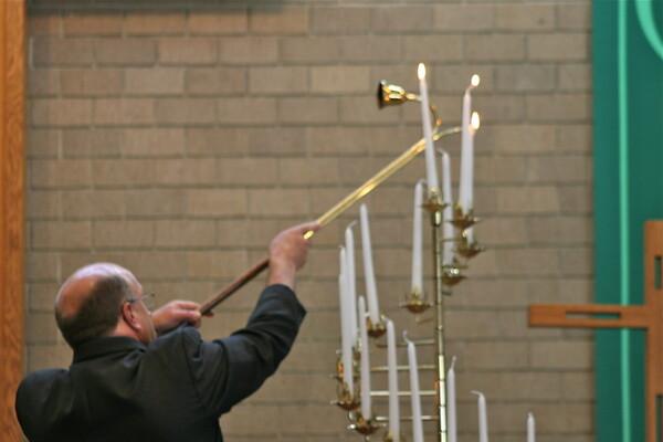 Petrich/Funston Ceremony