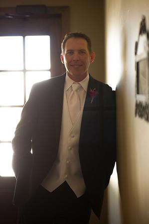 Pharr Wedding - Bride & Groom
