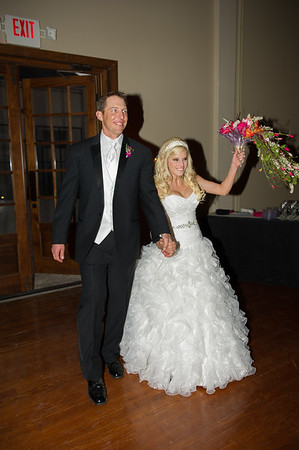 Pharr Wedding - Reception