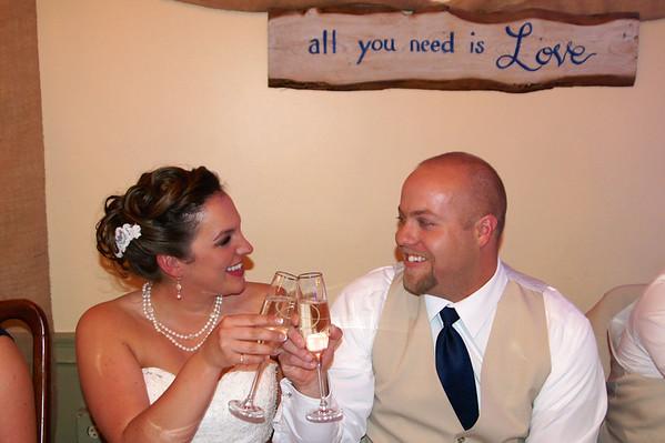 Phil & Audrey Post Wedding