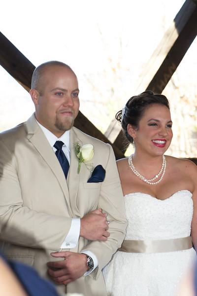 Phil & Audrey Wedding Ceremony