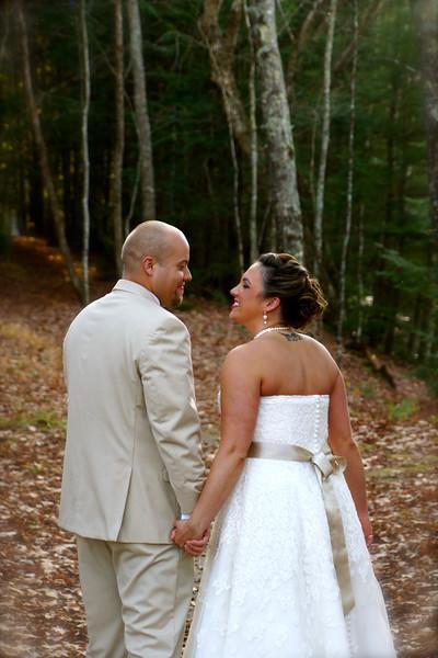 Phil & Audrey Wedding Formals